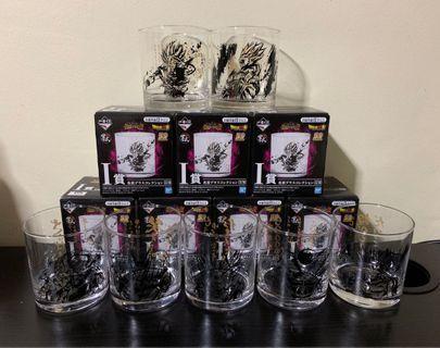 Ichiban Kuji Dragonball Super Warriors Battle Prize I