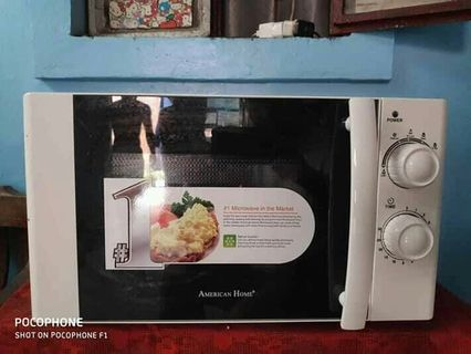 American Home Microwave