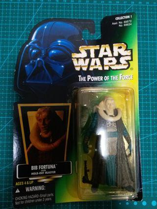 Star Wars Figure ~ BIB FORTUNA with Hold-Out Blaster