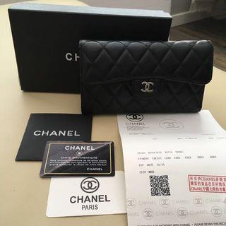 Chanel Flap Wallet