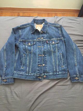 Brand New Levis Jean jacket