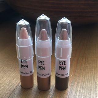 H&M Eye Pen (set of 3)