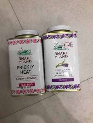🚚 Prickly Heat Lavender and Rose