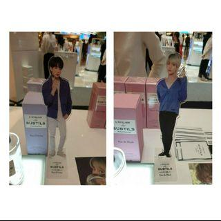 [secured PO] jk and taehyung acrylic standee