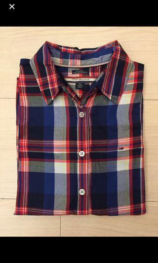 Tommy Hilfiger 格子襯衫