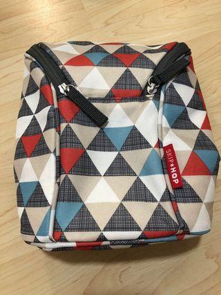 Skip Hop Double Bottle Insulated Bag