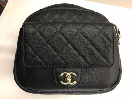 Chanel camera bag medium size