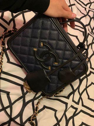 Chanel Vanity Bag Medium