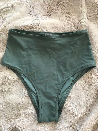 BNWT Aerie High Waisted Bikini Bottom