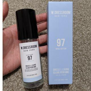Fresh cotton fabric mist 70ml