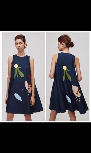 Our second nature osn harvest swing dress