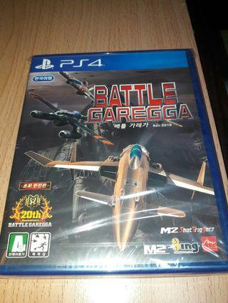 PS4 全新 Battle Garegga Rev 2016 射擊遊戲