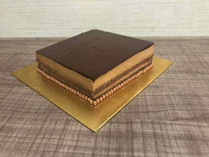🚚 Truly Chocolate mousse cake