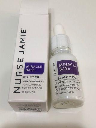 NURSE JAMIE Miracle Base Beauty Oil( 14.7ml )