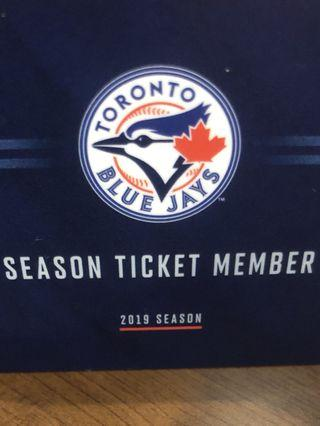 2019 Blue Jays Tickets
