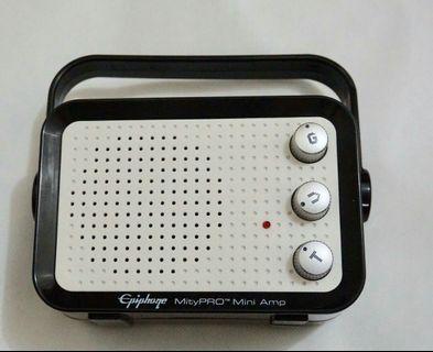 Micro Ampli Epiphone Mity Pro