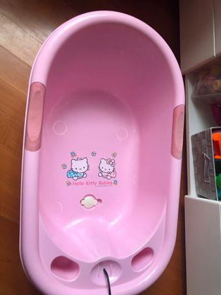 BB沖涼盤 Hello Kitty Babies