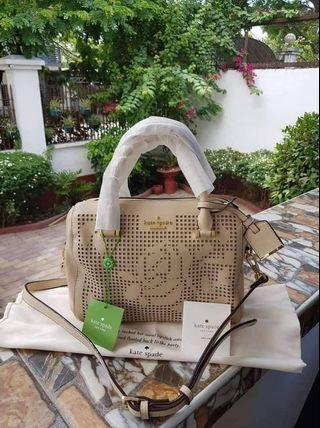 KS Perforated Sling Bag