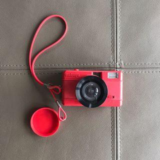 Lomography Fish Eye film camera in red