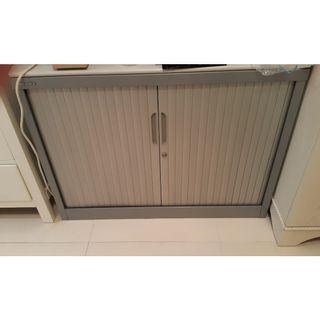 櫃 - 鋼趟門兩層貯物櫃 - Steeline