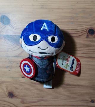 BNWT Captain America Endgame Itty Bitty (Hallmark)