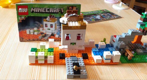 Minecraft Lego 21145