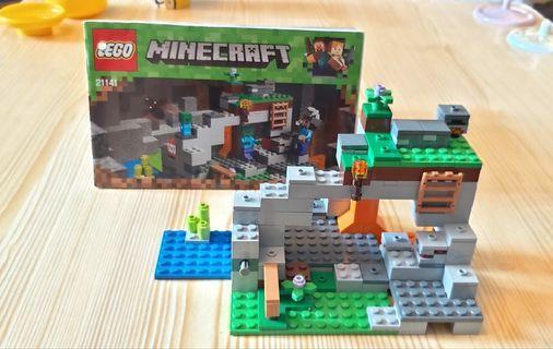 Minecraft Lego 21141
