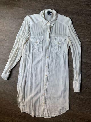 Wilfred Free Long Shirt Dress