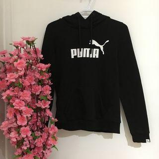 Black Puma Hoodie