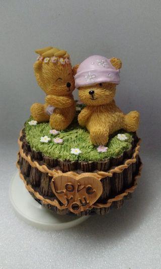 熊仔音樂盒