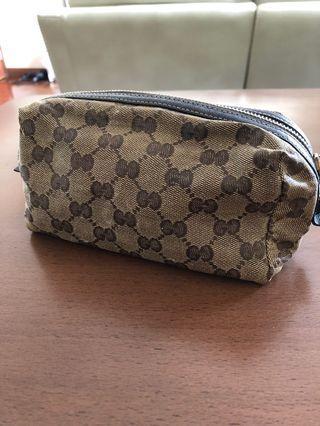 Gucci 化妝袋 (not LV BV Chanel)