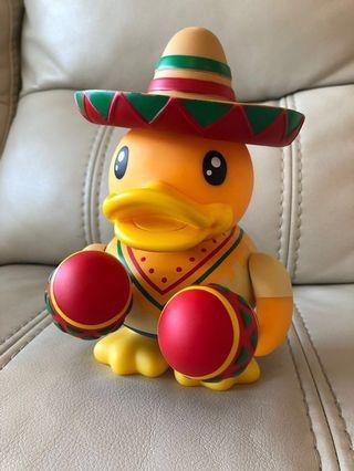 B Duck Saving Bank B.Duck Mexico 墨西哥 錢箱