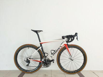 S-Works SL6 Tarmac 2019 - Full Bike