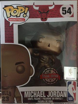 Limited Edition Funko Pop Michael Jordan