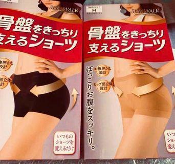 🇯🇵 日本直送 Slimwalk 🔥大熱 提臀 骨盤調整短褲 內褲 短裙熱褲必備