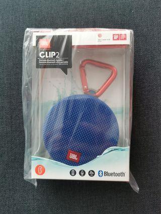 🚚 JBL Clip 2 Bluetooth Speaker