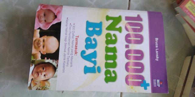 100rb nama bayi