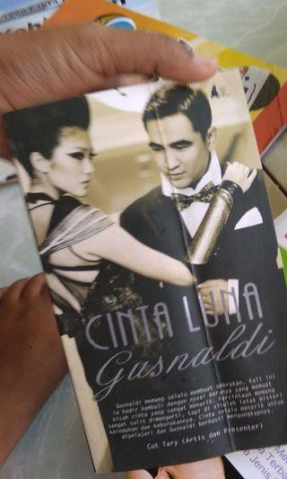 novel by cut tari