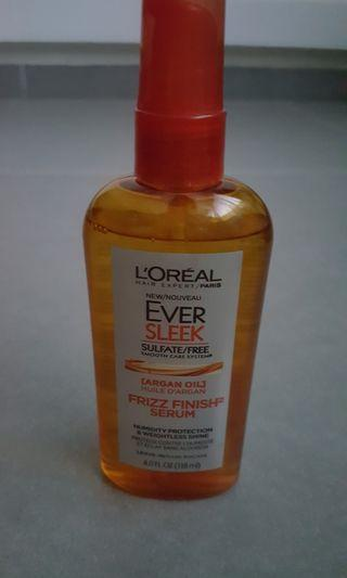 Loreal Ever Sleek Hair oil