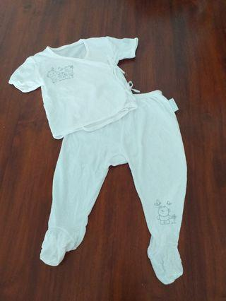 Tollyjoy top and pants 2 piece set - 3 to 6 months
