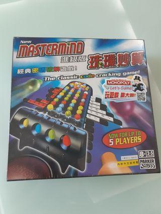 Mastermind  ( 進級版珠機妙算)