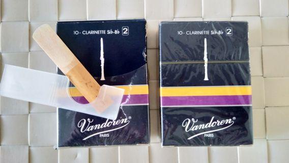 Clarinet Reed