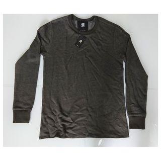 G-Star RAW 墨綠色冷衫,M Size中碼,100% Real & New,Dark Green Sweater