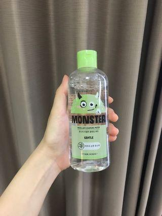 Micellar Water Etude Monster