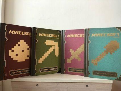 (pride reduced ) Minecraft handbook