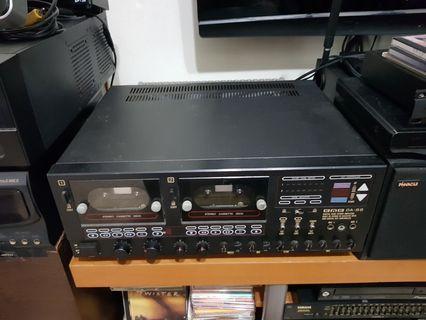 BMB DA-88 vintage karaoke amplifier