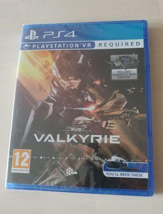 PS4 VR Eve Valkyrie