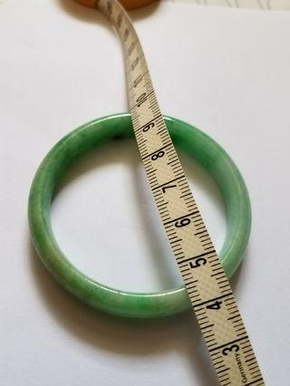 Natural type A Jade Bracelet