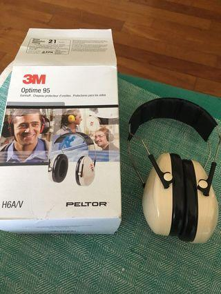 3M noise cancellation headset