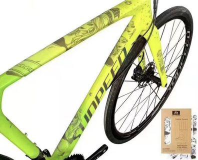 3D Frame guard protective film for road bikes